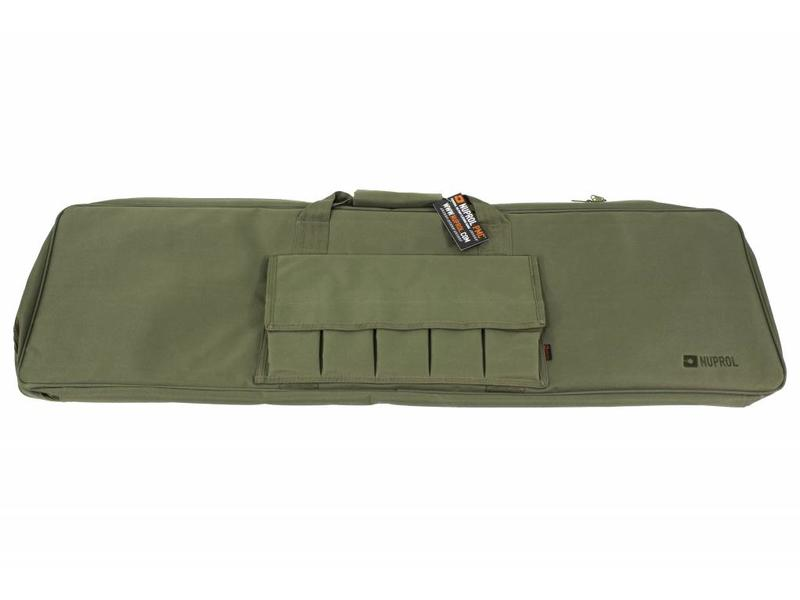 "Nuprol PMC Essentials Soft Rifle Bag 42"" Green"