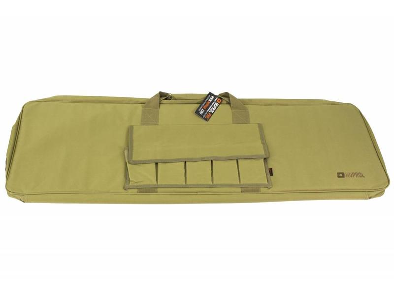 "Nuprol PMC Essentials Soft Rifle Bag 42"" Tan"