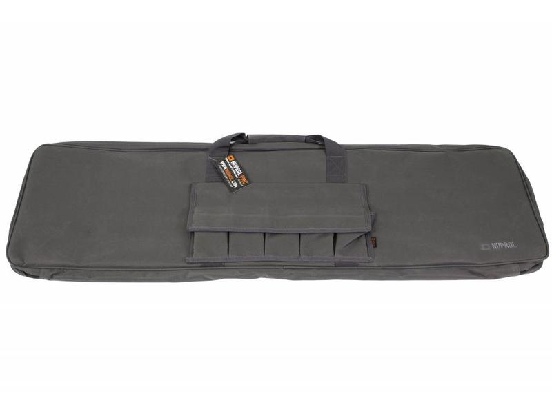 "Nuprol PMC Essentials Soft Rifle Bag 46"" Grey"
