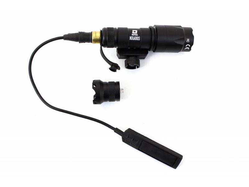Nuprol NX600S Torch Black