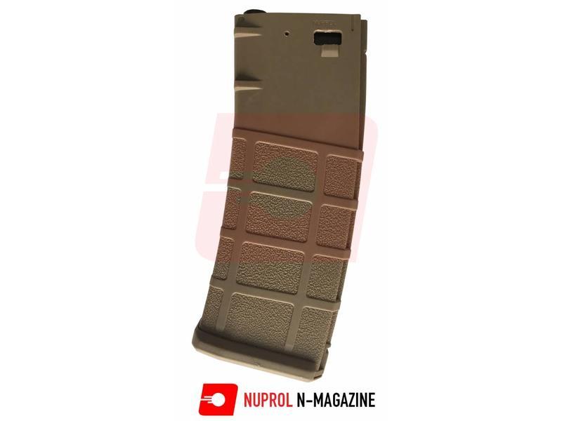 Nuprol N-Mag Flash 300rds Tan