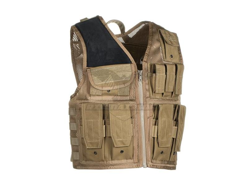 Invader Gear Mission Vest Coyote