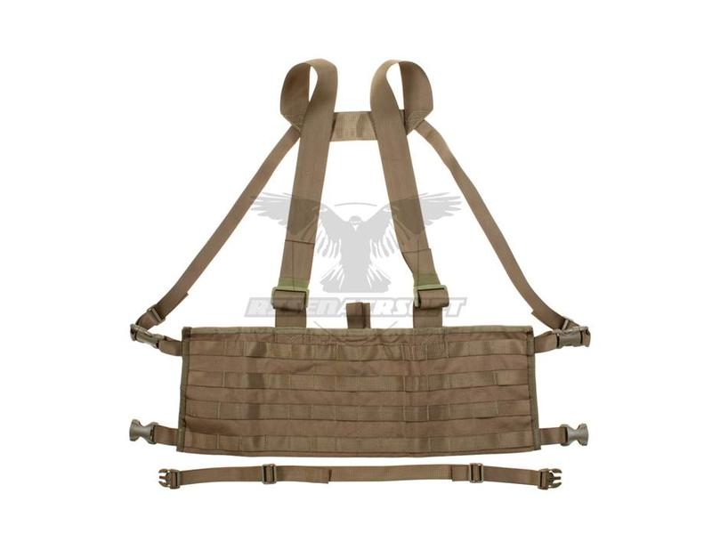 Invader Gear Molle Rig Ranger Green