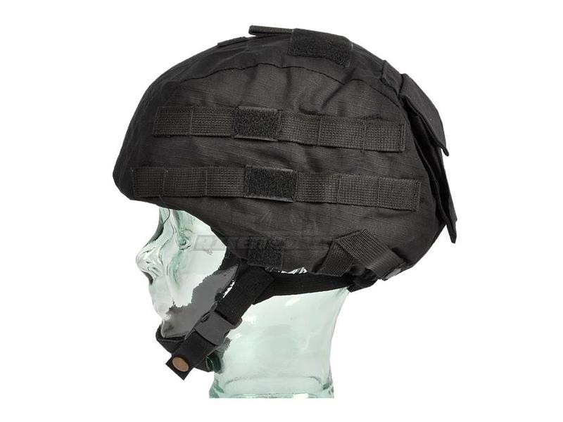 Invader Gear Raptor Helmet Cover Zwart