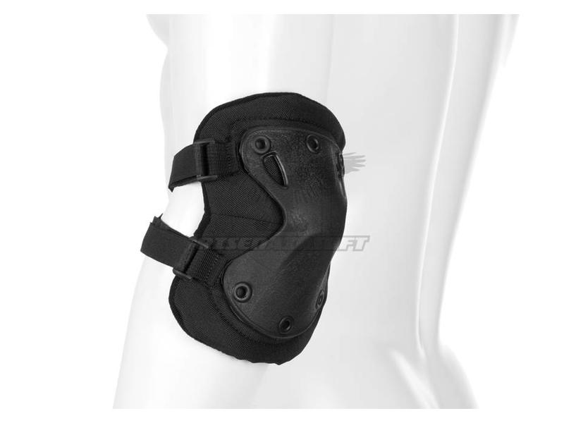Invader Gear XPD Elbow Pads Zwart