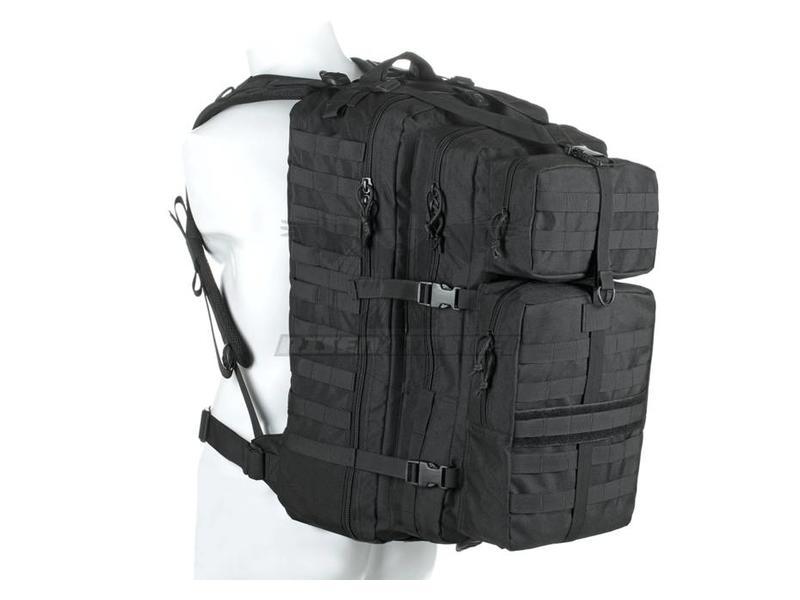 Invader Gear Mod 3 day Backpack Zwart