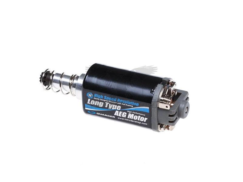 Guarder High Speed Revolution Long Type Motor
