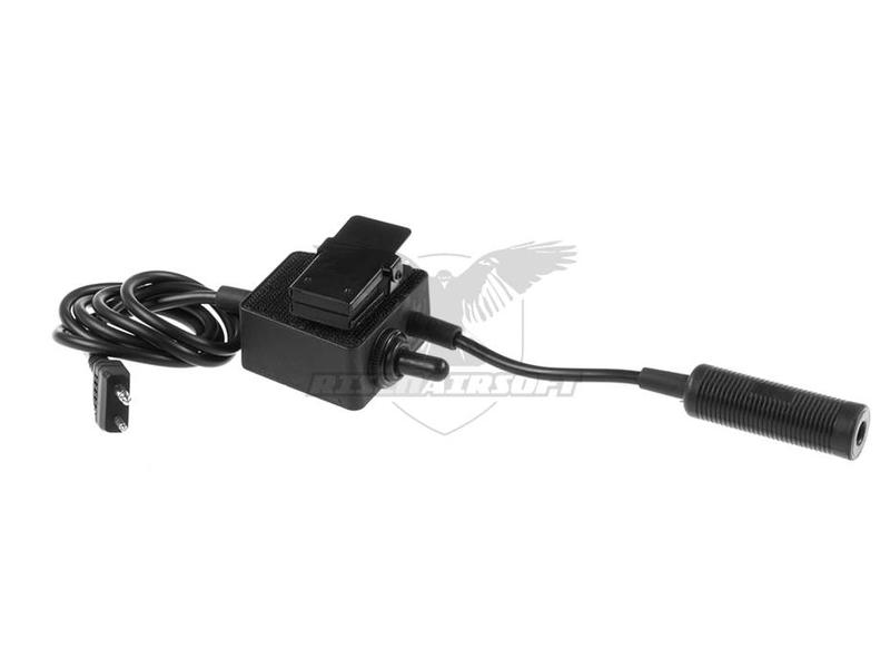 Z-Tactical E-Switch Tactical PTT Midland Connector