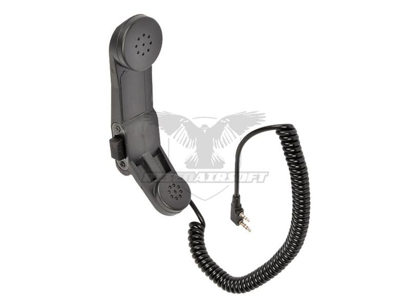 Z-Tactical H-250 Handphone Kenwood Connector