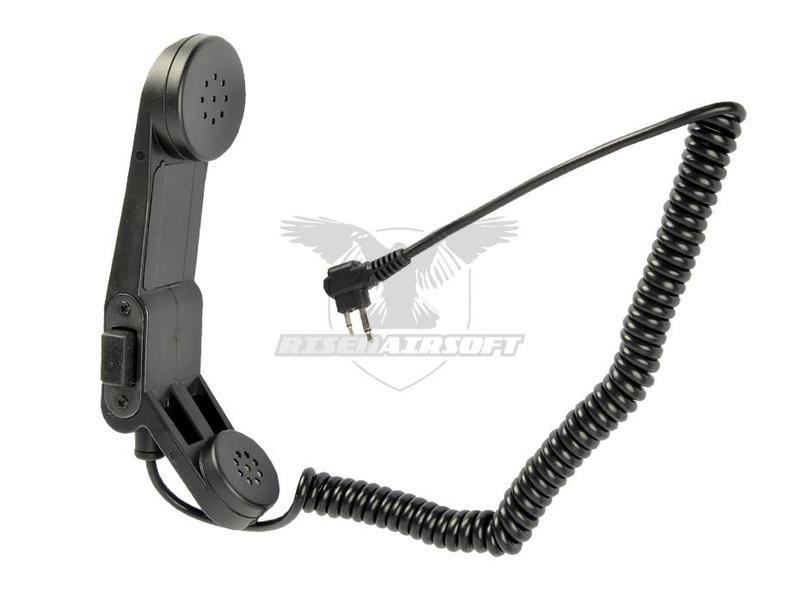 Z-Tactical H-250 Handphone Motorola 2-Pin Connector