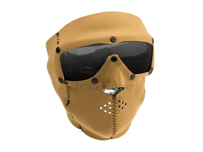 SwissEye SWAT Mask Basic Smoke Tan