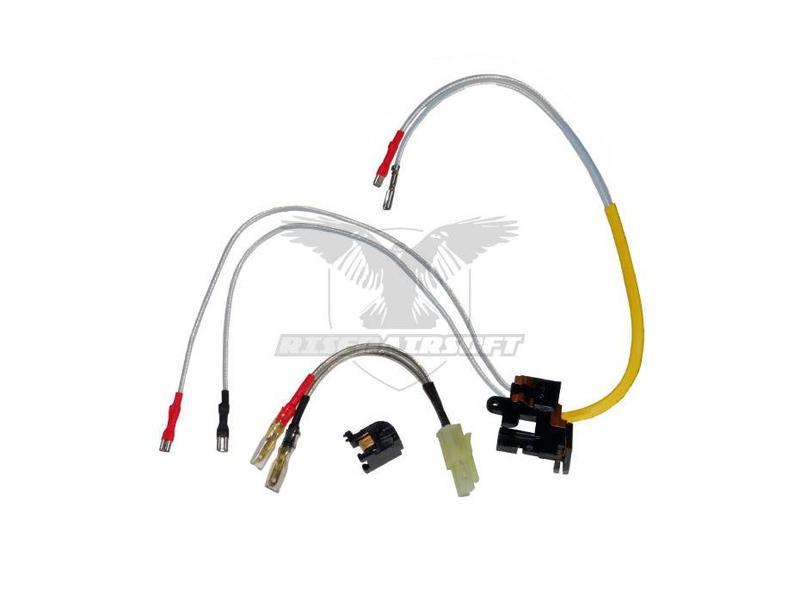 Element Silver Wire Set Ver II Front Wiring