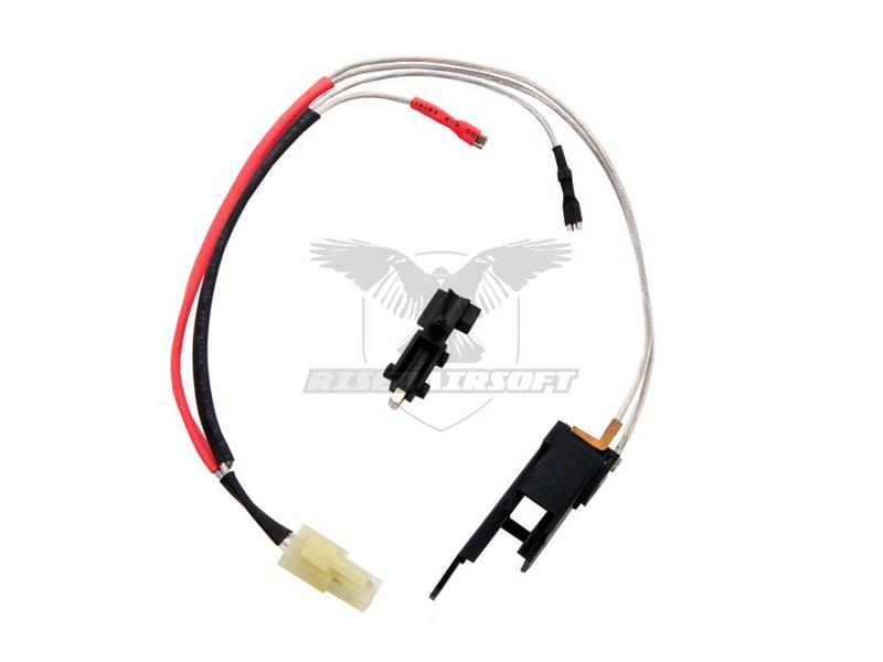 Element Silver Wire Set Ver III Front Wiring