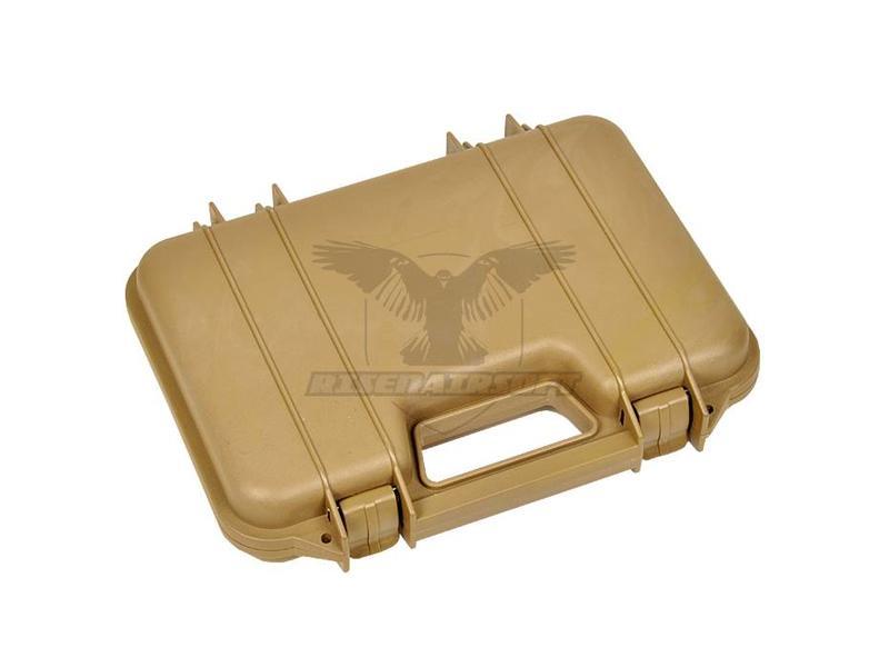 SRC Pistol Hard Case Tan