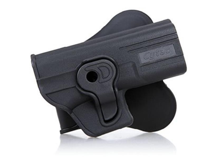 Cytac Paddle Holster Glock Zwart
