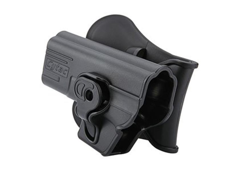 Cytac Left Hand Paddle Holster Glock 19/23/32
