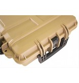 Nuprol NP XL Hard Case Zwart (Wave Foam)