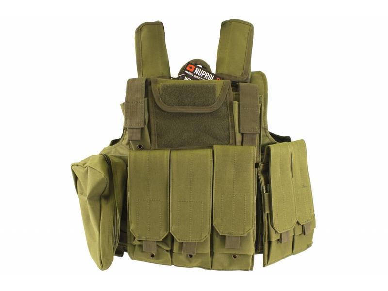Nuprol RTG Tactical Vest - OD