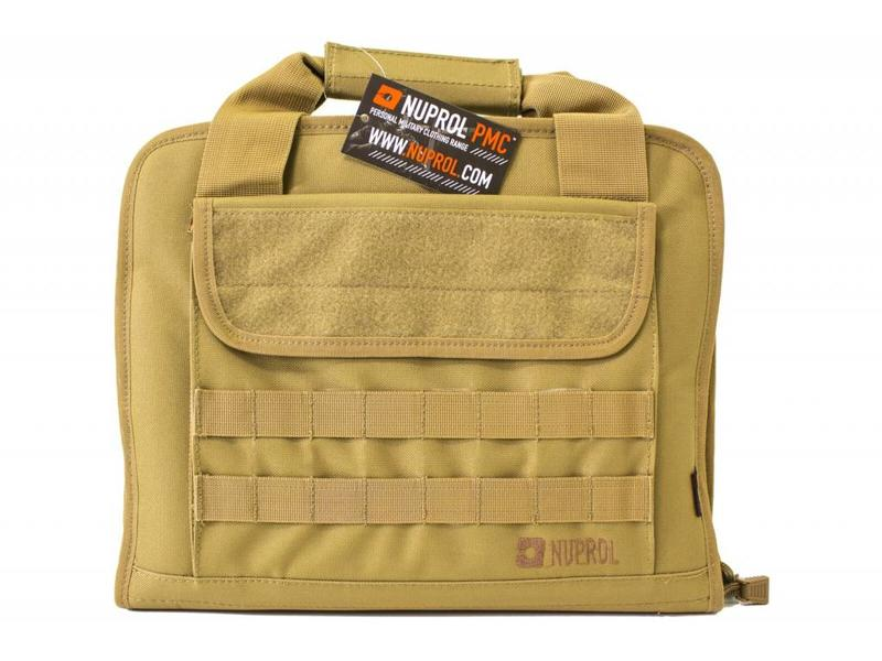 Nuprol PMC Deluxe Pistol Bag Tan