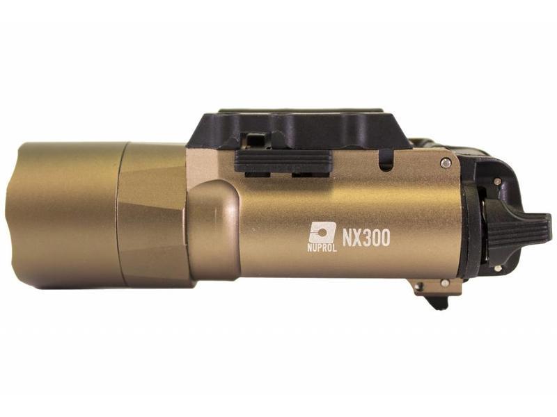 Nuprol NX300 Pistol Torch Tan