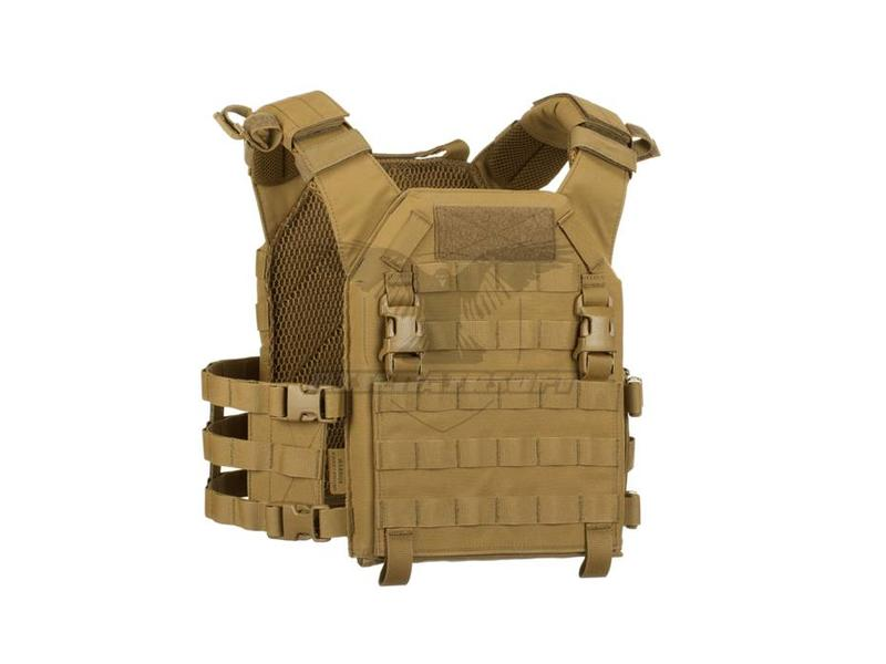 Warrior Recon Plate Carrier Tan