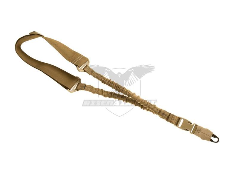 Warrior Single Point Bungee Sling Coyote