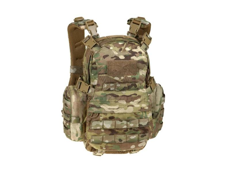 Warrior Helmet Cargo Pack Multicam