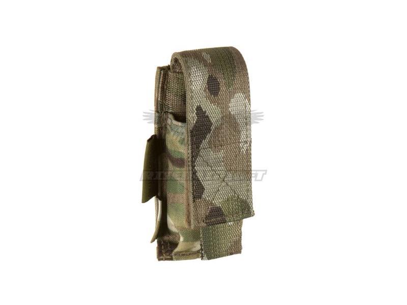Warrior Single Pistol Mag Pouch 9mm Multicam