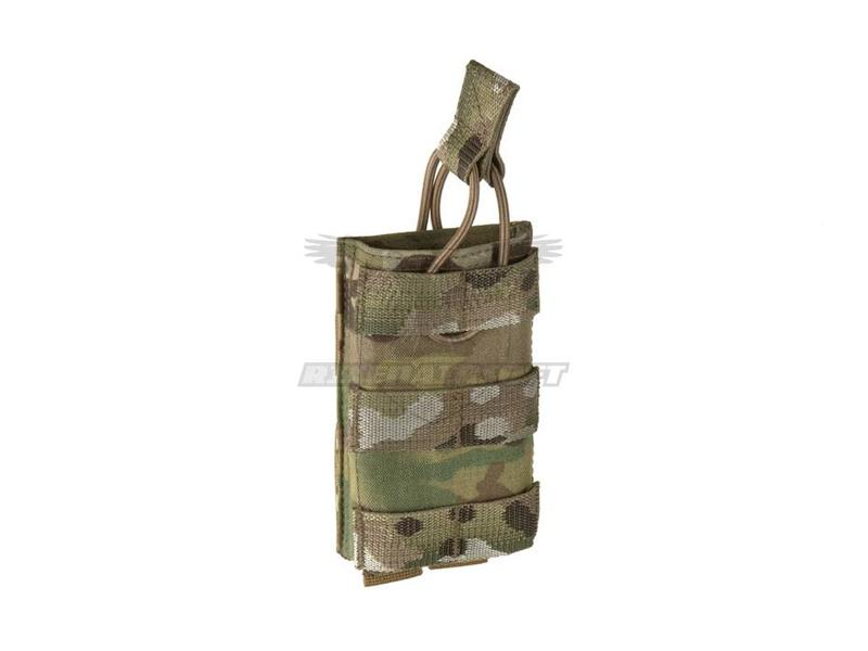 Warrior Single Open Mag Pouch M4 5.56mm Multicam