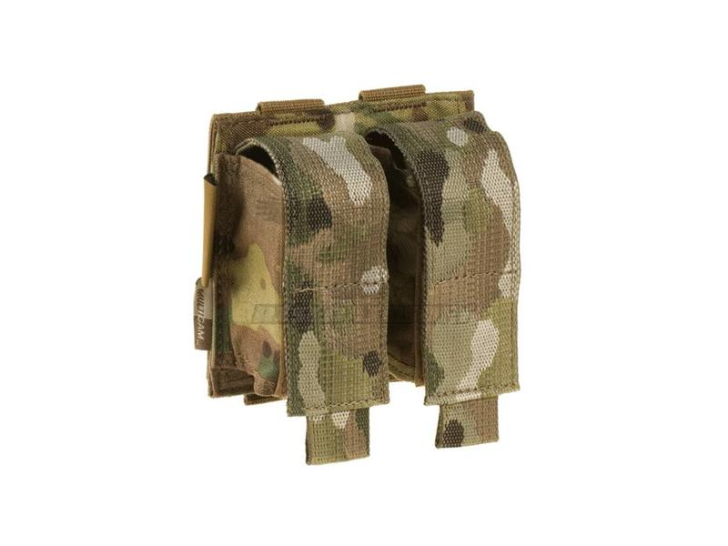 Warrior Double 40 mm Grenade / Small NICO Flash Bang Pouch Multicam