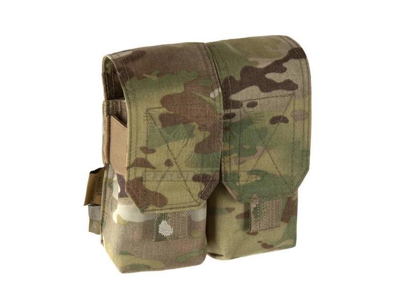 Warrior Double Covered Mag Pouch G36 Multicam
