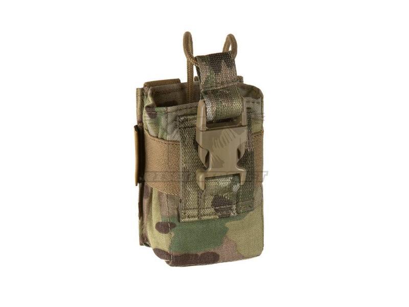 Warrior Small Radio Pouch Multicam