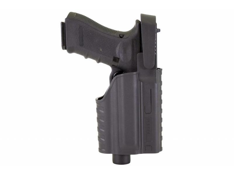 Nuprol EU Series, Glock Light Bearing Holster Zwart