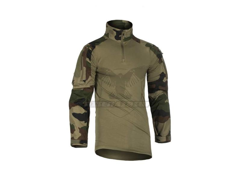 Claw Gear Operator Combat Shirt Woodland
