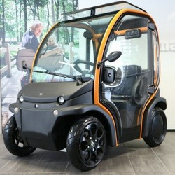 Tweedehands E-car