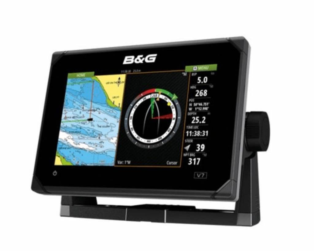 "B&G B&G VULCAN 7"" Multifunctionele Display (touch)"