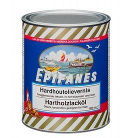Epifanes Epifanes hardhoutolievernis met UV-filter