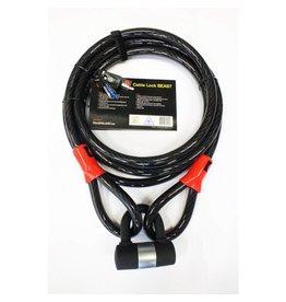 DoubleLock Doublelock cable lock Beast 5 meter