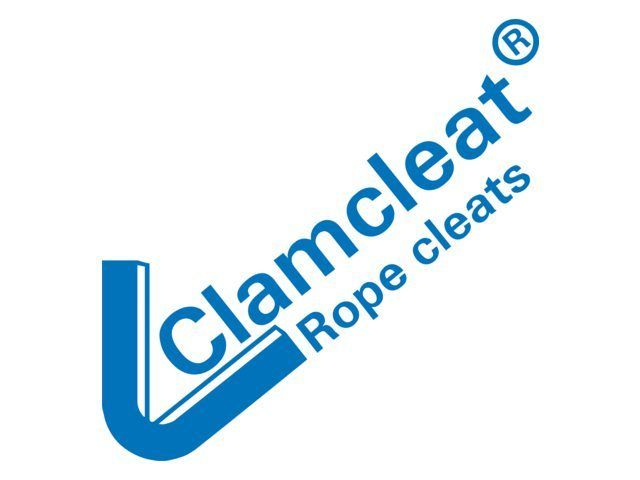 Clamcleat CLAMCLEAT CL214 BB NYL 2-5MM