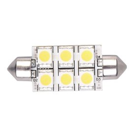 Talamex BUISLAMP LED 6xSMD 42mm