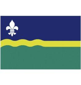 Talamex vlag Flevoland 20 x 30cm