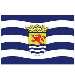 Talamex vlag Zeeland 20 x 30cm