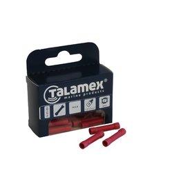Talamex Kabelverbinder rond blauw