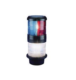 Aqua Signal Aqua Signal 40 driekleurenlicht + gloeilamp