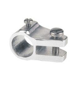 Talamex Aluminium beslag buiskap middenstuk 20mm