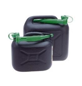 Talamex Jerrycan benzine 10ltr zwart