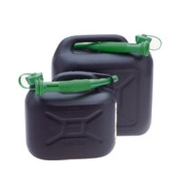 Talamex Jerrycan benzine 5ltr zwart