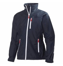 Helly Hansen HH Crew Jacket dames Navy