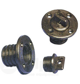 Allpa Kunststof Lensstop met plug 25mm