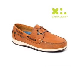 Dubarry Bootschoen Dubarry Sailmaker ExtraLight Whiskey